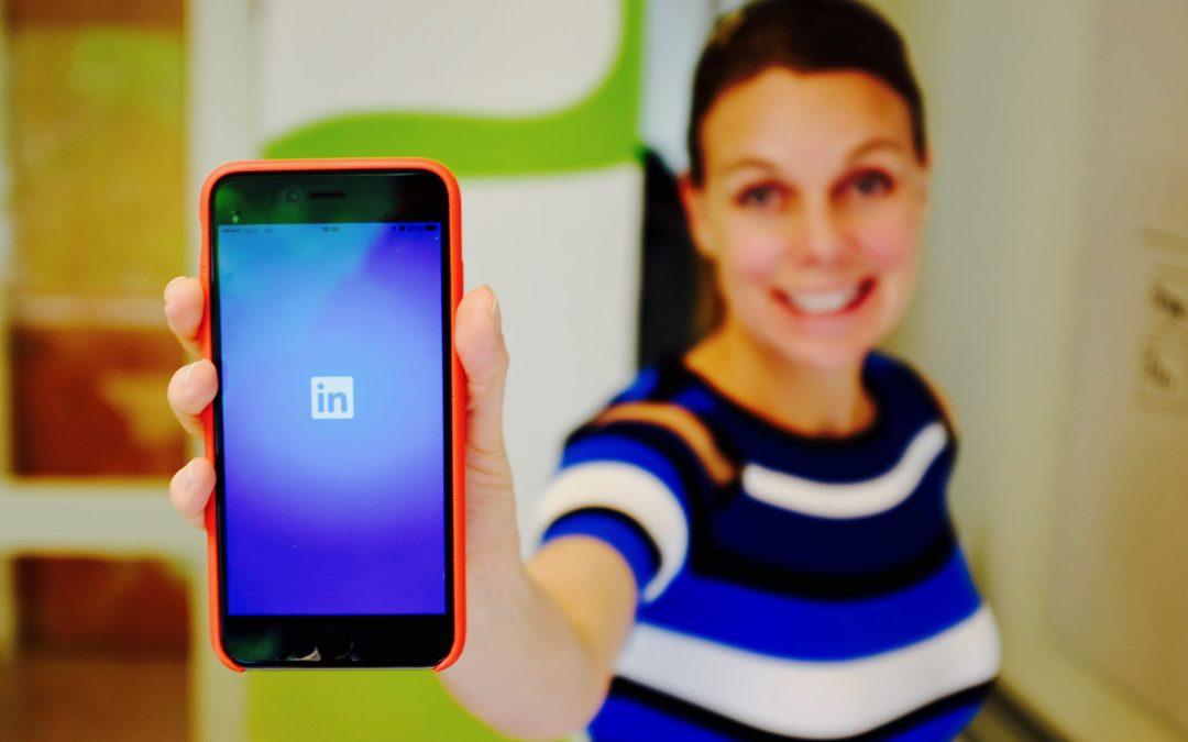 """5 anledningar för norrlänningar att vara """"aktiv"""" på LinkedIn"""