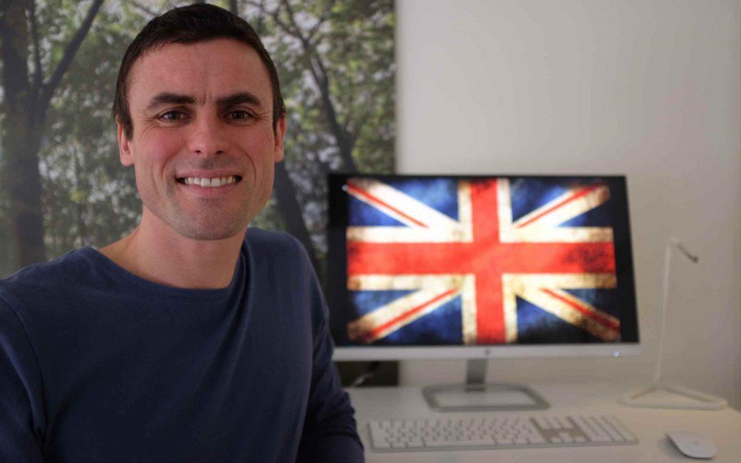 Pitch leder till presentation på Brittiska ambassaden